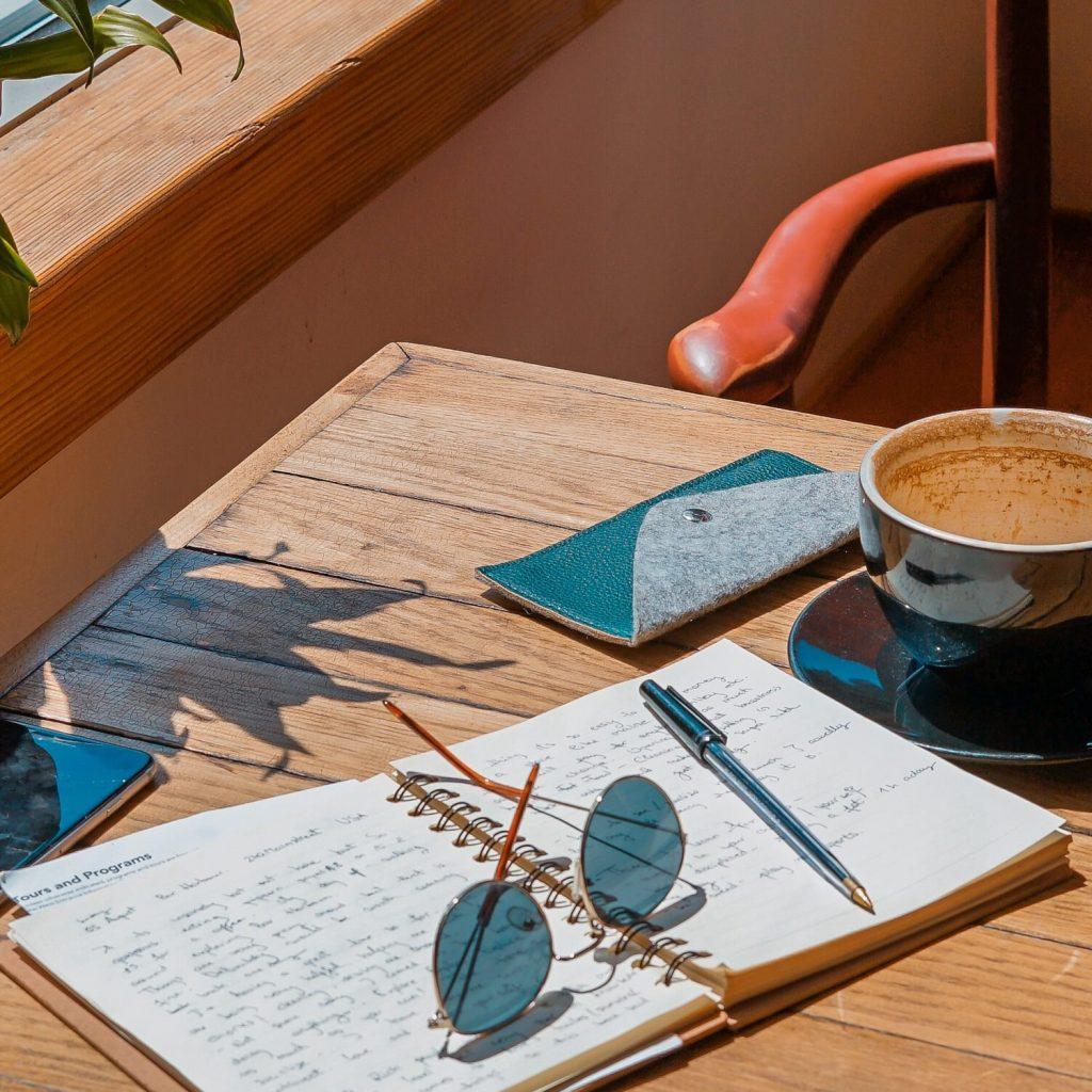 schrijfcafé delft